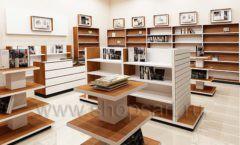 Дизайн интерьера книжного магазина торговое оборудование КНИГОЛЮБ Дизайн 10