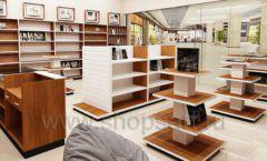 Дизайн интерьера книжного магазина торговое оборудование КНИГОЛЮБ Дизайн 12