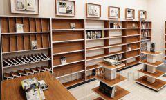 Дизайн интерьера книжного магазина торговое оборудование КНИГОЛЮБ Дизайн 13