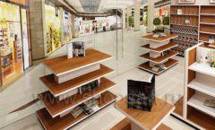 Дизайн интерьера книжного магазина торговое оборудование КНИГОЛЮБ Дизайн 14