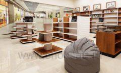 Дизайн интерьера книжного магазина торговое оборудование КНИГОЛЮБ Дизайн 15
