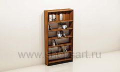 Шкаф для магазина книг торговое оборудование КНИГОЛЮБ