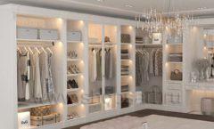 Дизайн интерьера для гардеробных 1 мебель КЛАССИЧЕСКИЙ СТИЛЬ Дизайн 1