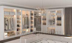 Дизайн интерьера для гардеробных 1 мебель КЛАССИЧЕСКИЙ СТИЛЬ Дизайн 3