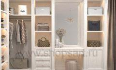 Дизайн интерьера для гардеробных 1 мебель КЛАССИЧЕСКИЙ СТИЛЬ Дизайн 4