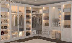Дизайн интерьера для гардеробных 1 мебель КЛАССИЧЕСКИЙ СТИЛЬ Дизайн 5