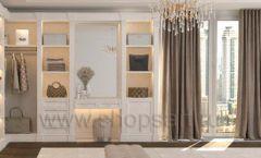 Дизайн интерьера для гардеробных 1 мебель КЛАССИЧЕСКИЙ СТИЛЬ Дизайн 6