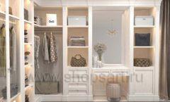 Дизайн интерьера для гардеробных 1 мебель КЛАССИЧЕСКИЙ СТИЛЬ Дизайн 8