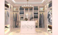 Дизайн интерьера для гардеробных 2 мебель КЛАССИЧЕСКИЙ СТИЛЬ Дизайн 2