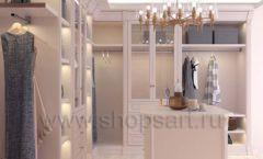 Дизайн интерьера для гардеробных 2 мебель КЛАССИЧЕСКИЙ СТИЛЬ Дизайн 4