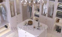 Дизайн интерьера для гардеробных 2 мебель КЛАССИЧЕСКИЙ СТИЛЬ Дизайн 5