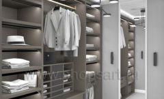 Дизайн интерьера для гардеробных 1 мебель СТИЛЬ ЛОФТ Дизайн 01