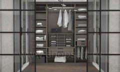 Дизайн интерьера для гардеробных 1 мебель СТИЛЬ ЛОФТ Дизайн 02