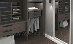 Дизайн интерьера для гардеробных 1 мебель СТИЛЬ ЛОФТ Дизайн 05