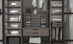 Дизайн интерьера для гардеробных 1 мебель СТИЛЬ ЛОФТ Дизайн 08