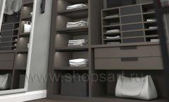 Дизайн интерьера для гардеробных 1 мебель СТИЛЬ ЛОФТ Дизайн 09