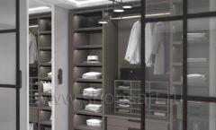 Дизайн интерьера для гардеробных 1 мебель СТИЛЬ ЛОФТ Дизайн 12