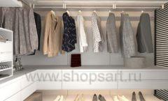 Дизайн интерьера для гардеробных 2 мебель СТИЛЬ ЛОФТ Дизайн 04