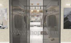 Дизайн интерьера для гардеробных 2 мебель СТИЛЬ ЛОФТ Дизайн 05