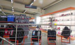 Мебель для автотоваров автосалон БН-Моторс Брянск Фото 06