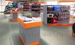 Мебель для автотоваров автосалон БН-Моторс Брянск Фото 08