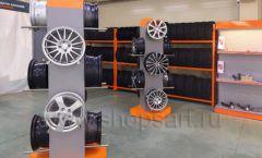 Мебель для автотоваров автосалон БН-Моторс Брянск Фото 10