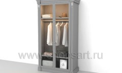 Шкаф для хранения одежды мебель для гардеробной КЛАССИЧЕСКИЙ СТИЛЬ