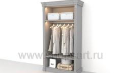 Шкаф для одежды мебель для гардеробной КЛАССИЧЕСКИЙ СТИЛЬ