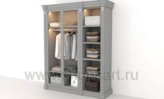 Шкаф гардеробный мебель для гардеробной КЛАССИЧЕСКИЙ СТИЛЬ
