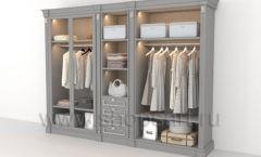 Гардеробная для дома мебель для гардеробной КЛАССИЧЕСКИЙ СТИЛЬ
