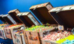 Торговое оборудование кондитерского магазина Фокус Мармеладокус Фото 05