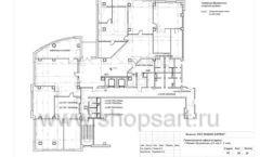Дизайн проект офиса компании Widex Лист 05
