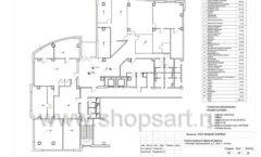 Дизайн проект офиса компании Widex Лист 07