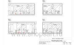 Дизайн проект офиса компании Widex Лист 17