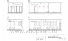 Дизайн проект офиса компании Widex Лист 24