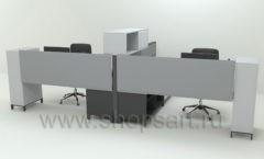 Стол для персонала Спарта коллекция мебели для офисов ПАРТНЕР
