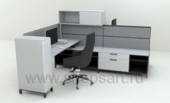 Мебель для офиса Персона коллекция ПАРТНЕР