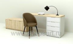 Офисная мебель для персонала Оникс коллекция ПАРТНЕР