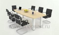 Стол для совещаний Лорд коллекция мебели для офисов ПАРТНЕР