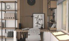Мебель для домашнего офиса 1 Вид 3