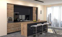 Кухня для офиса МИНИМАЛИЗМ Вид 1