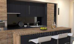 Кухня для офиса МИНИМАЛИЗМ Вид 3