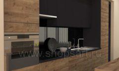 Кухня для офиса МИНИМАЛИЗМ Вид 4