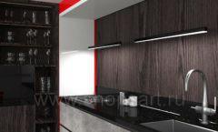 Кухня для офиса КРАСНАЯ ЛИНИЯ Вид 4