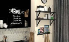 Кухня для офиса ЛОФТ Вид 6