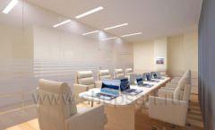 Мебель для переговорной конференц зала Вид 01