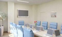 Мебель для переговорной конференц зала Вид 06