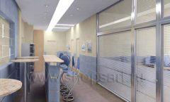 Мебель для переговорной конференц зала Вид 07