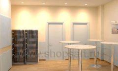 Мебель для переговорной конференц зала Вид 09