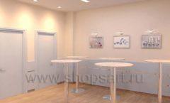 Мебель для переговорной конференц зала Вид 11